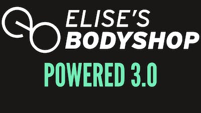 POWERED 3.0 UPDATED by Elise's Bodyshop