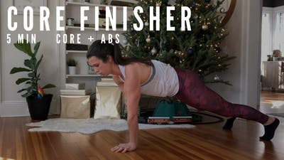 HOLIDAY CORE 2 - BODYWEIGHT ONLY by Elise's Bodyshop