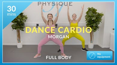 Core - Dancer Abs with Morgan by Physique 57