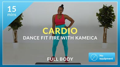 Cardio: Dance Fit Fire with Kameica by Physique 57