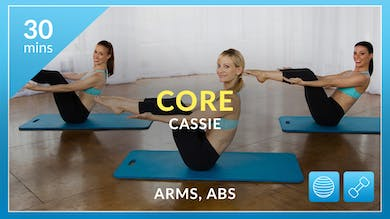 Core: Arms and Abs with Cassie by Physique 57
