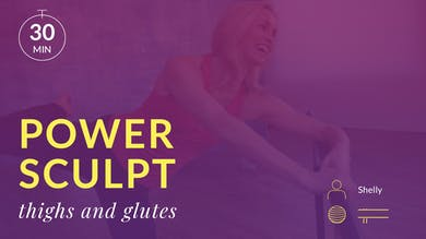 Power Sculpt: Thighs and Glutes by Physique 57