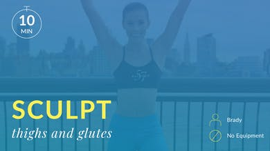 Barre 101 Sculpt: Thighs and Glutes by Physique 57