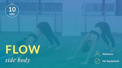 Flow: Side Body Yoga by Physique 57