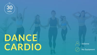 Dance Cardio with Julianne by Physique 57