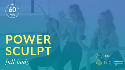 Power Sculpt: Total Body by Physique 57