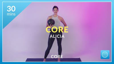 Core with Alicia by Physique 57