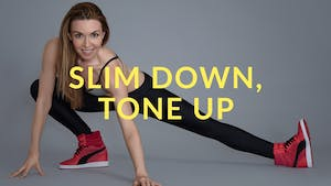 Slim Down, Tone Up by Physique 57