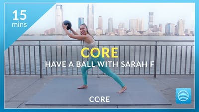 Core: Have a Ball with Sarah F by Physique 57