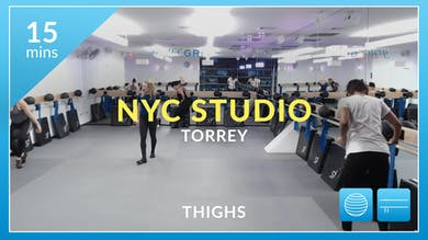 NYC Studio: Thighs with Torrey January 17th by Physique 57