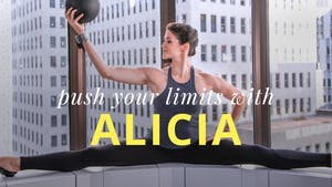 Push Your Limits With Alicia by Physique 57