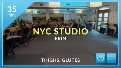 NYC Studio: Power Sculpt with Erin September 5th by Physique 57
