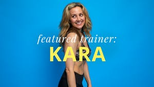 Featured Trainer: Kara by Physique 57