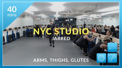 NYC Studio: Full Body with Jarred October 22nd by Physique 57