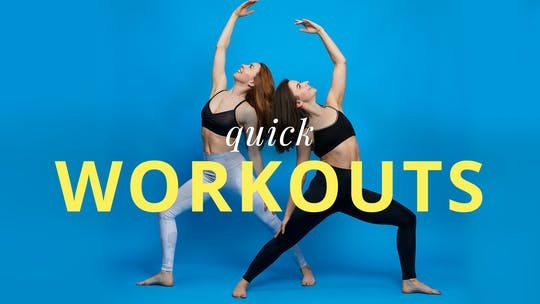 Quick Workouts by Physique 57