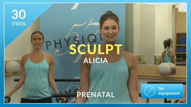 Sculpt: Prenatal with Alicia by Physique 57