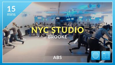 NYC Studio: Abs with Brooke December 16th by Physique 57