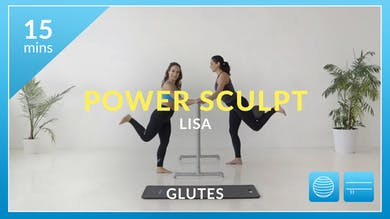 Accelerate to Great Power Sculpt: Glutes with Lisa by Physique 57