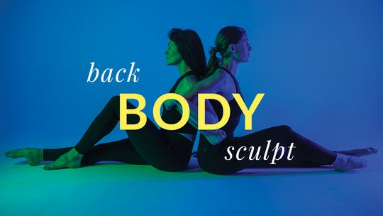 Back Body Sculpt by Physique 57
