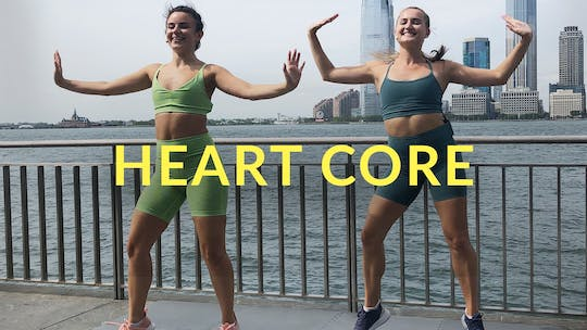 Heart Core (5 days) by Physique 57