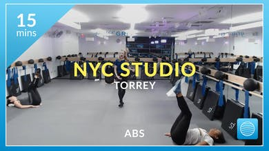 NYC StudioL Abs with Torrey January 17th by Physique 57