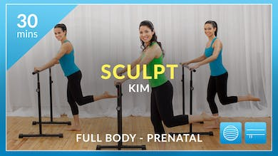 Sculpt +Prenatal with Kim by Physique 57