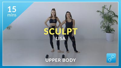 Sculpt: Arm and Shoulder Burner with Lisa by Physique 57