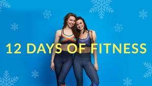 12 Days of Fitness by Physique 57