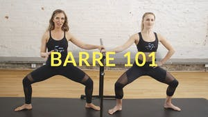 Barre 101 by Physique 57