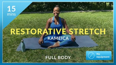 Restorative Full Body Stretch with Kameica by Physique 57