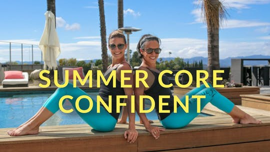 Summer Core Confident (2 weeks) by Physique 57