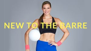 New to the Barre by Physique 57