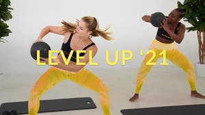 Level Up '21 (21 days) by Physique 57