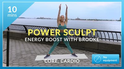 Power Sculpt: Core + Cardio Blast with Brooke by Physique 57