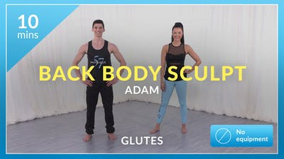 Back Body Sculpt with Adam by Physique 57