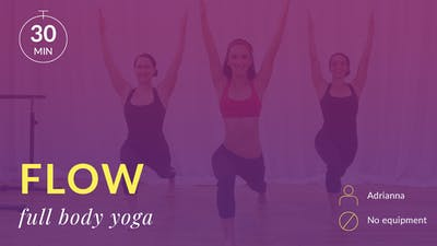 Flow: Full Body Yoga by Physique 57