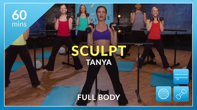 Sculpt: Full Body with Tanya by Physique 57
