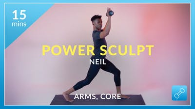 Power Sculpt: Arms and Core with Neil by Physique 57