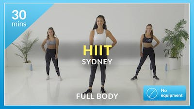 HIIT with Sydney by Physique 57