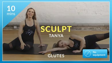 Barre 101 Sculpt: Glutes with Tanya by Physique 57