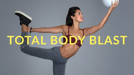 Total Body Blast (4 weeks) by Physique 57