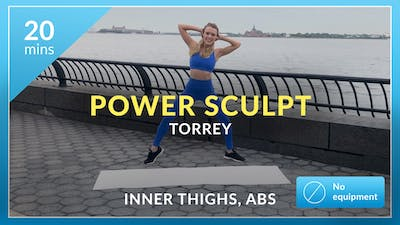 Power Sculpt: Inner Thigh and Ab Blast with Torrey by Physique 57