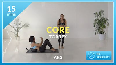 Accelerate to Great Core with Torrey by Physique 57
