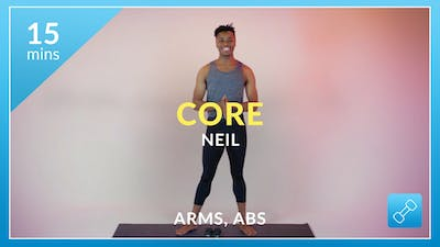 Core: Arms and Abs with Neil by Physique 57