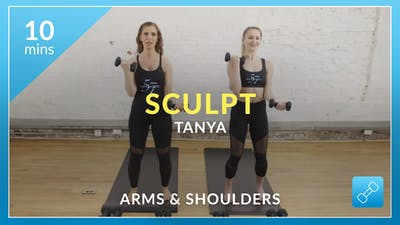 Barre 101 Sculpt: Arms and Shoulders with Tanya by Physique 57