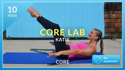 Core Lab: Core with Katie by Physique 57