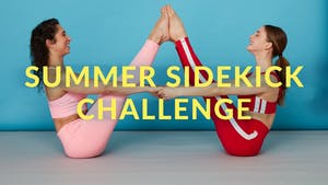 Summer Sidekick Challenge by Physique 57