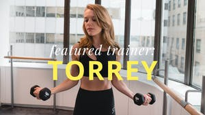 Featured Trainer: Torrey by Physique 57