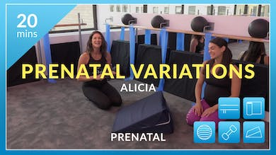 Prenatal Variations with Alicia by Physique 57