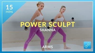 Power Sculpt: Arms with Shanna by Physique 57
